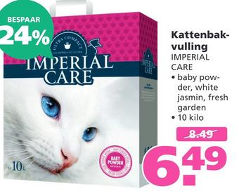 Kattenbakvulling 10 kilo