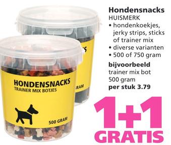 Hondensnacks 500 gram