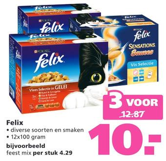 Felix 12x100 gram