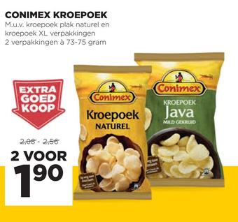 Conimex kroepoek