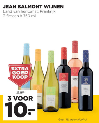 Jean balmont wijnen