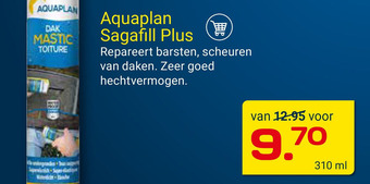 Aquaplan Sagafill Plus 310ml