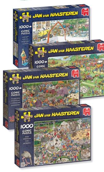 Puzzel Jan van Haasteren