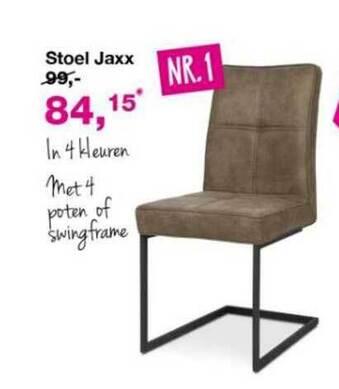 Stoel Jaxx