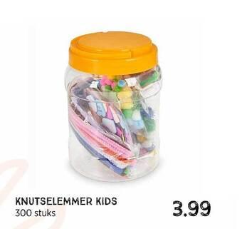 Knutselemmer Kids 300stuks