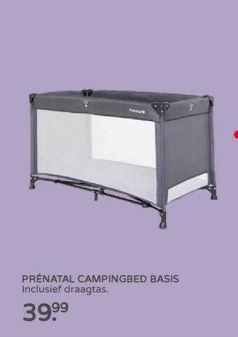 Prénatal Campingbed Basis