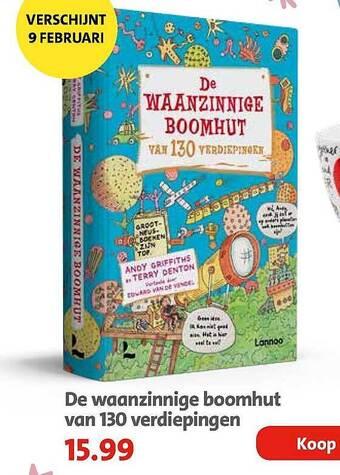 De Waanzinnige Boomhut Van 130 Verdiepingen