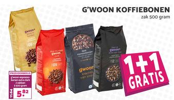G'woon Koffiebonen