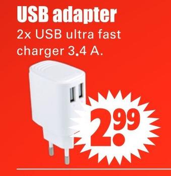 USB adapter ultra fast