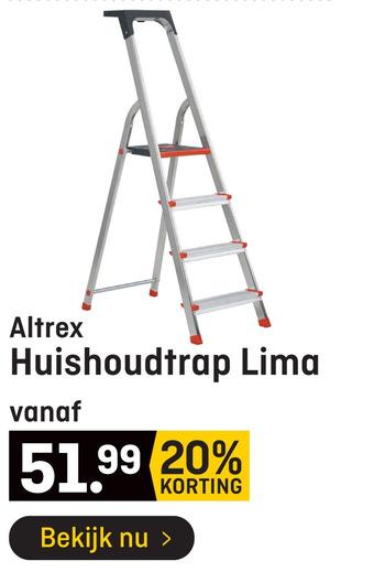 Altrex Huishoudtrap Lima