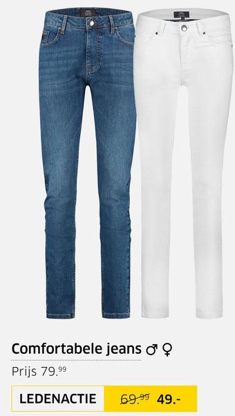 Comfortabele jeans