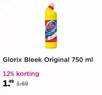 Glorix Bleek Original 750 ml
