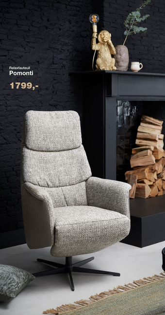 Relaxfauteuil Pomonti
