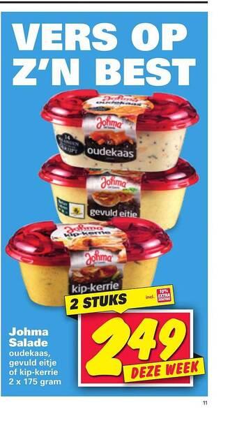 Johma Salade 175gram