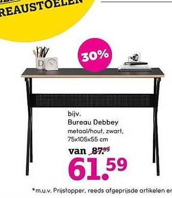 Bureau Debbey