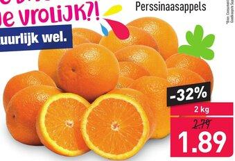 Perssinaasappels 2kg