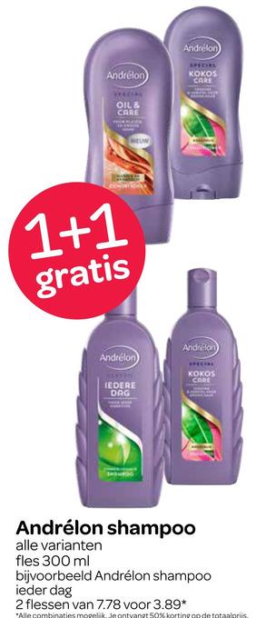 Andrélon shampoo