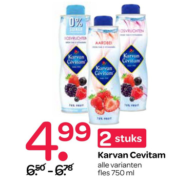 Karvan Cevitam 750ml