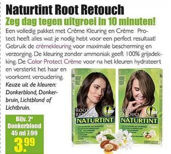 Naturtint Root Retouch 45ml