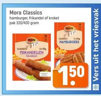 Mora Classics 320/400 gram