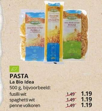 Pasta La Bio Idea 500g