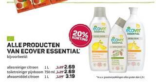 Alle Producten Van Ecover Essential 1L