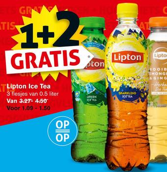 Lipton Ice Tea 0.5 liter