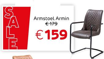 Armstoel Armin