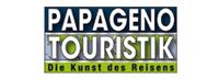 Papageno Touristik flugblätter