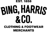 Bing, Harris & Co catalogues