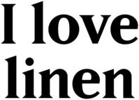 I Love Linen catalogues
