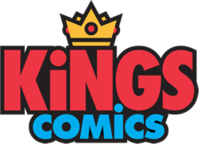 Kings Comics catalogues