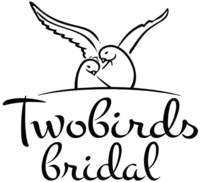 Two Birds Bridal catalogues