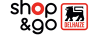 Shop & Go Delhaize folders