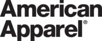 American Apparel catalogues