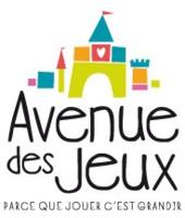 Avenue des jeux catalogues