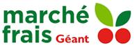 marché frais Géant catalogues