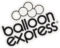 Balloon Express volantini