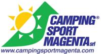 Camping Sport Magenta volantini