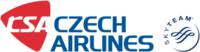 Czech Airlines volantini
