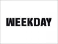Weekday volantini