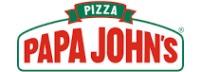 Papa Johns pizza catálogos