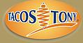 Tacos Tony catálogos
