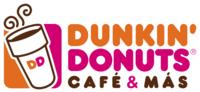 Dunkin Donuts catálogos