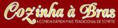 Cozinha À Brás folhetos