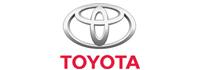 Toyota folhetos