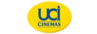 Uci Cinemas folhetos