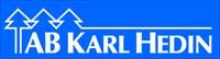 AB Karl Hedin reklamblad