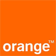 Orange reklamblad