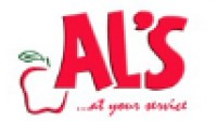 Al's Supermarket ads